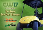 The Great Golf Cart Giveaway