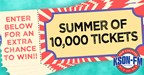 APP CONTEST -- Summer of 10,000 Tickets