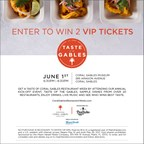 MH- Taste of the Gables Ticket Contest