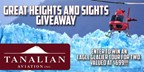 Great Heights & Sights Giveaway