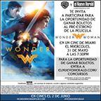 Wonder Woman Pre-Estreno