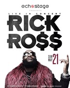 Rick Ross Live At Echo Stage Giveaway