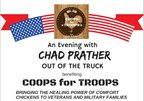 An Evening with Chad Prather Ticket Giveaway