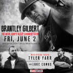 Brantley Gilbert Web