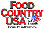 Food Country USA Gift Card Sweepstakes