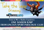 Take The Leap Giveaway