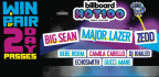 SCORE 2 DAY PASSES TO THE BILLBOARD HOT 100 MUSIC FESTIVAL!