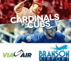 Win Airfare to See Cards vs Cubs