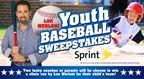Sprint Lou Merloni Youth Baseball Sweepstakes