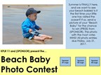 Beach Baby Photo Contest
