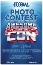 DCW50 Photo Contest for AWESOME Con 2017
