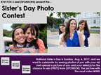 Sisters Day Photo Contest