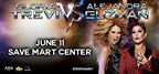 FRS Gloria Trevi vs Alejandra Guzman Concert - 6/7/17