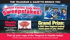 T&G's Football Fanatics Summer Sweepstakes