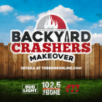 Bone Backyard Makeover