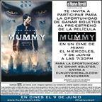 ENH- The Mummy Advance Screening