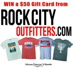 Rock City Outfitters T-Shirt Sweepstakes