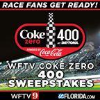 WFTV 2017 Coke Zero 400 Experience Sweepstakes