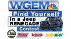 Jeep Giveaway