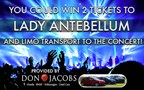 Don Jacobs: Win Lady Antebellum Tickets