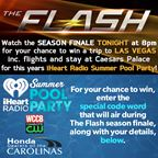 The Flash iHeart Radio Summer Pool Party Contest
