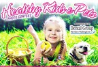 Healthy Kids & Pets Photo Contest - 2017