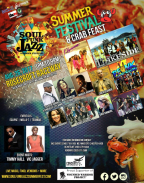 Soul Funk Jazz Summer Festival and Crab Feast Giveaway