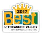 Best of Treasure Valley 2017 Winners!