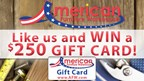 WIN a $250 Gift Card from American Furniture Warehouse!