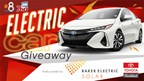 Electric Car Giveaway