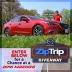 Mazda Zip Trip Car Giveaway