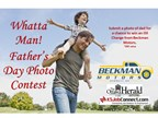 Fathers Day Photo Sweepstakes 2017