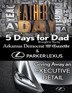 Parker Lexus 5 Days for Dad