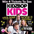Kidz Bop Ticket Giveaway