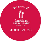Lynchburg Restaurant Week Giveaway