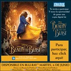 ENH-Beauty and the Beast DVD Giveway