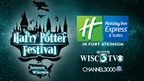 Harry Potter Festival Giveaway Contest 2017