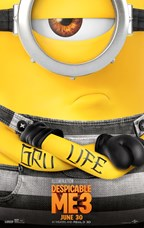 Despicable Me 3 ticket giveaway
