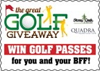 CRM - The Great Golf Giveaway