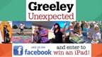 Win an iPad Air from Greeley Unexpected!