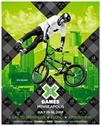 X-Games Ticket Giveaway