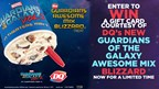 Enter to WIN a $20 Gift Card Courtesy of DQ's New Guardians of the Galaxy Awesome Mix Blizzard
