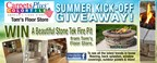 Toms Floor Store Stone Tek Fire Pit Giveaway
