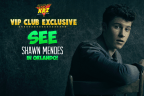 VIP Club Exclusive - Meet Shawn Mendes in Orlando!