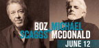 Boz Scaggs and Michael McDonald