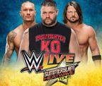 WIN WWE Live: Summerslam Heatwave Tour Tickets