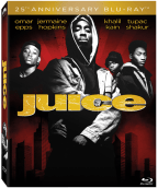 Juice 25th Anniversary Blu-Ray Giveaway