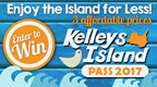 Kelleys Island - Free pass