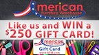 WIN a $250 gift card from American Furniture Warehouse! - Aug