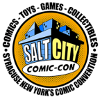Salt City Comic Con Sweepstakes